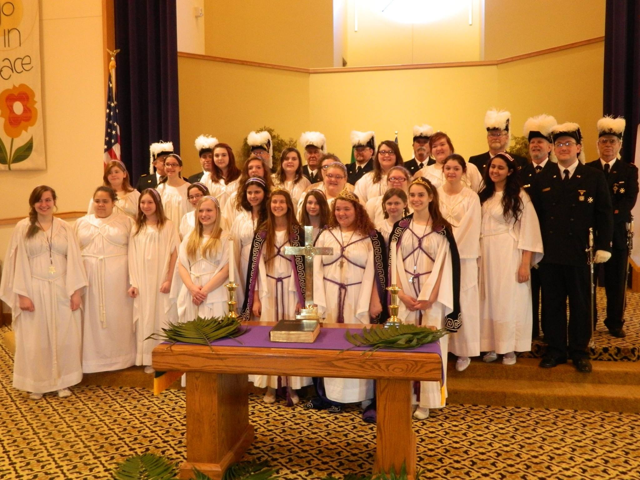 The Grand Commandery Knights Templar of Michigan | Post Page