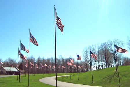 Easter Sunrise Memorial Service @ Fort Custer National Cemetery | Augusta | Michigan | United States